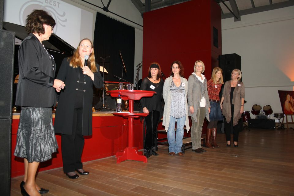 """Music for BEST\"" im Kulturzentrum Marstall (2012)"